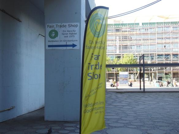 Seit 38 Jahren - Fairtradelady verneigt sich in Ehrfurcht!