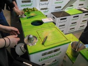 Limonade - selbst gemacht bei Lemonaid.