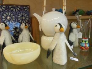 Dieses Jahr besonders beliebt: die Pinguine!